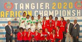 KARATÉ : CHAMPIONNATS D'AFRIQUE CADETS, JUNIORS ET SÉNIORS À TANGER. Les lionnes du Sénégal reines d'Afrique.