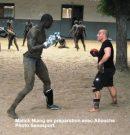 LUTTE : Que devient-il? Mis KO par Ama Baldé, Malick Niang disparaît de l'arène.